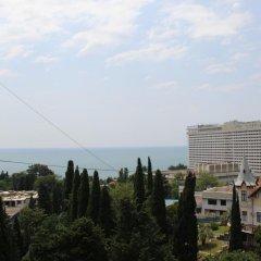 Hotel Volna пляж