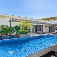 Отель Вилла Casabay Luxury Pool бассейн