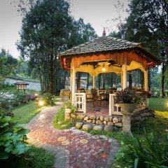 Отель Sapa Garden Bed and Breakfast Вьетнам, Шапа - отзывы, цены и фото номеров - забронировать отель Sapa Garden Bed and Breakfast онлайн гостиничный бар