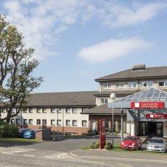 Отель Edinburgh Capital Hotel Великобритания, Эдинбург - отзывы, цены и фото номеров - забронировать отель Edinburgh Capital Hotel онлайн парковка