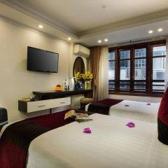 Отель Hanoi Focus Hotel Вьетнам, Ханой - отзывы, цены и фото номеров - забронировать отель Hanoi Focus Hotel онлайн комната для гостей фото 4