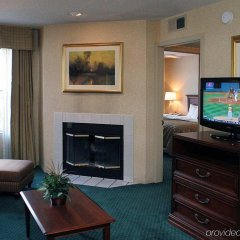Отель Homewood Suites Columbus-Worthington Колумбус комната для гостей
