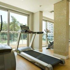 Отель Monte Gordo Apartamento And Spa Монте-Горду фитнесс-зал фото 3