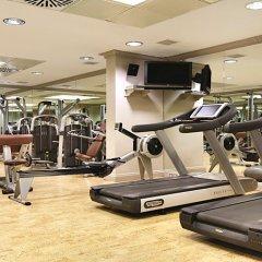 Отель Ciragan Palace Kempinski фитнесс-зал