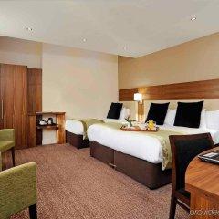 Отель Mercure London Bloomsbury комната для гостей фото 3
