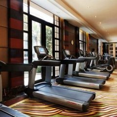 Отель Chateau Star River Pudong Shanghai Китай, Шанхай - отзывы, цены и фото номеров - забронировать отель Chateau Star River Pudong Shanghai онлайн фитнесс-зал