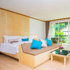 Phuket Island View Hotel 3* Номер Делюкс с различными типами кроватей