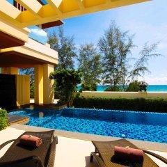 Отель Movenpick Resort Bangtao Beach 5* Люкс с бассейном и одной спальней фото 8