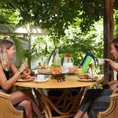 Отель Jacarandas-habitación Para 3 Personas en Mazatlán Масатлан питание