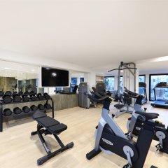 Отель Iberostar Bahía de Palma - Adults Only фитнесс-зал