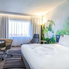 Отель Novotel Wroclaw Centrum комната для гостей фото 4
