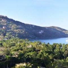 Отель Villas San Sebastián Мексика, Сиуатанехо - отзывы, цены и фото номеров - забронировать отель Villas San Sebastián онлайн приотельная территория фото 2