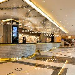 Отель Ramada Plaza Shanghai Pudong Airport Китай, Шанхай - отзывы, цены и фото номеров - забронировать отель Ramada Plaza Shanghai Pudong Airport онлайн интерьер отеля