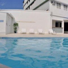Отель Verde Mar Колумбия, Сан-Андрес - отзывы, цены и фото номеров - забронировать отель Verde Mar онлайн бассейн фото 2