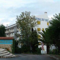 Отель Jardim do Vau парковка