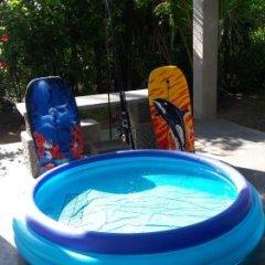 Отель Leatherback Beach Villa бассейн фото 2