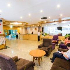 KU Home Hotel интерьер отеля