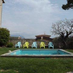 Отель Garnì del Gardoncino Манерба-дель-Гарда бассейн фото 2