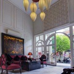 Отель Hanoi Boutique Hotel & Spa Вьетнам, Ханой - отзывы, цены и фото номеров - забронировать отель Hanoi Boutique Hotel & Spa онлайн интерьер отеля фото 2