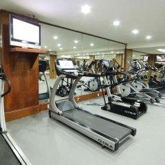 Отель Golden Parnassus Resort & Spa - Все включено фитнесс-зал