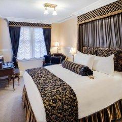 Отель Abigails Hotel Канада, Виктория - отзывы, цены и фото номеров - забронировать отель Abigails Hotel онлайн комната для гостей фото 4