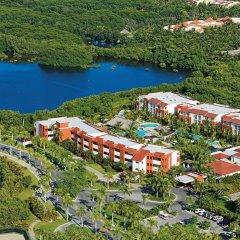 Отель Now Garden Punta Cana All Inclusive Доминикана, Пунта Кана - 1 отзыв об отеле, цены и фото номеров - забронировать отель Now Garden Punta Cana All Inclusive онлайн приотельная территория фото 2