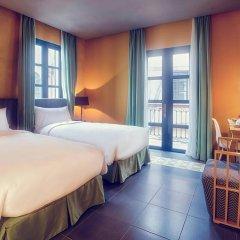 Отель Mercure Danang French Village Bana Hills Вьетнам, Дананг - отзывы, цены и фото номеров - забронировать отель Mercure Danang French Village Bana Hills онлайн комната для гостей фото 4