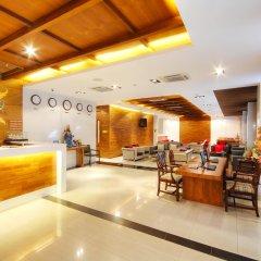 Отель Baywalk Residence Pattaya By Thaiwat интерьер отеля