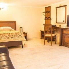 Гостиница Лиготель комната для гостей фото 4