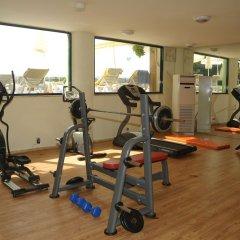 Отель Aska Just In Beach – All Inclusive фитнесс-зал фото 2
