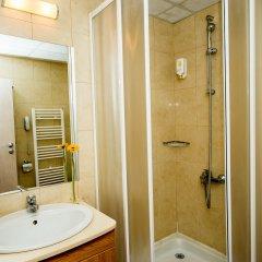 Отель Snezhanka Болгария, Пампорово - отзывы, цены и фото номеров - забронировать отель Snezhanka онлайн ванная