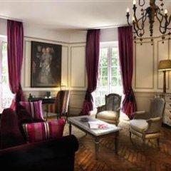 Отель Saint James Paris 5* Президентский люкс с различными типами кроватей фото 15