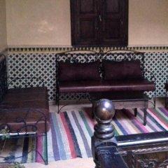 Отель Riad Boutouil балкон