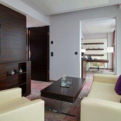 Radisson Blu Hotel, Leipzig комната для гостей фото 4