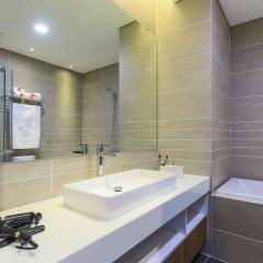 Отель Aurora Serviced Apartments - Adults Only Вьетнам, Хошимин - отзывы, цены и фото номеров - забронировать отель Aurora Serviced Apartments - Adults Only онлайн ванная