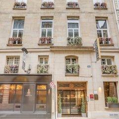 Отель Opera Maintenon Франция, Париж - отзывы, цены и фото номеров - забронировать отель Opera Maintenon онлайн вид на фасад фото 2