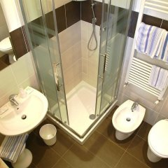 Отель G House ванная