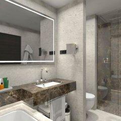 Отель Hilton Belgrade Сербия, Белград - 1 отзыв об отеле, цены и фото номеров - забронировать отель Hilton Belgrade онлайн ванная