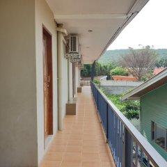 Отель Sea Sun View Resort балкон