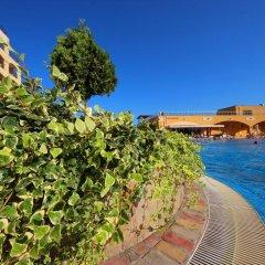 Отель Menada Grand Resort Apartments Болгария, Дюны - отзывы, цены и фото номеров - забронировать отель Menada Grand Resort Apartments онлайн пляж фото 2