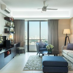 Отель Somerset Ho Chi Minh City комната для гостей