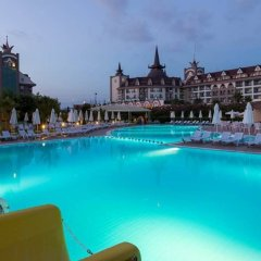 Отель Primasol Hane Garden бассейн