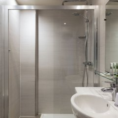 Отель Berne Opera Франция, Париж - 1 отзыв об отеле, цены и фото номеров - забронировать отель Berne Opera онлайн ванная фото 2