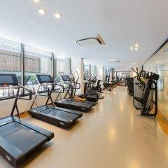 Отель SILA Urban Living фитнесс-зал