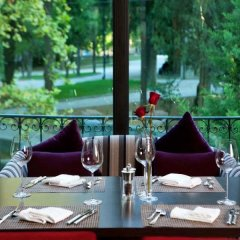 Отель Тбилисели Тбилиси в номере фото 2