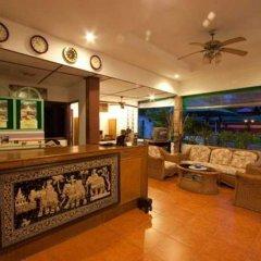 Отель Eden Bungalow Resort интерьер отеля фото 3