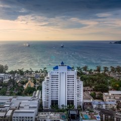 Andaman Beach Suites Hotel пляж