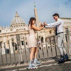 Отель Relais Vatican View спортивное сооружение