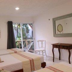 Отель Villa Tulum Hotel Италия, Рим - отзывы, цены и фото номеров - забронировать отель Villa Tulum Hotel онлайн комната для гостей фото 5