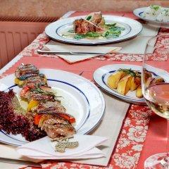 Отель Wellness Hotel Ida Чехия, Франтишкови-Лазне - отзывы, цены и фото номеров - забронировать отель Wellness Hotel Ida онлайн питание